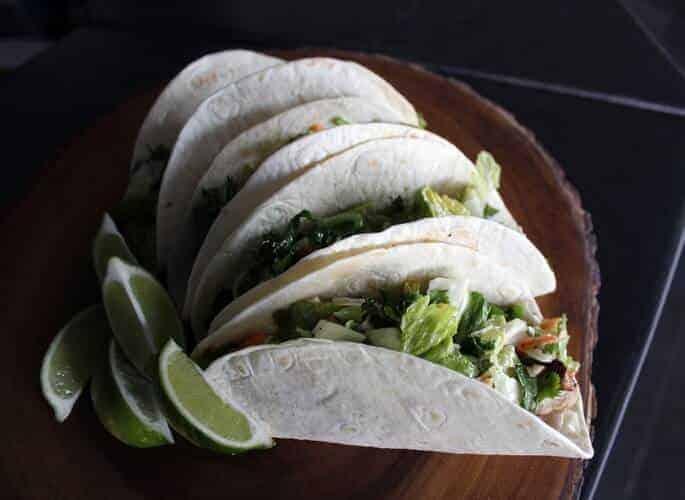 Salata mexicana cu fasole verde